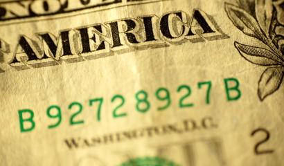 geld - 1 dollar - america - symbol
