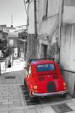 Fototapety Alleyway. Deliceto. Puglia. Italy.