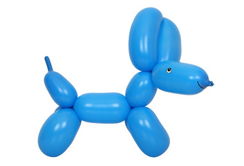 balloon puppy