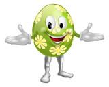 Easter Egg Man