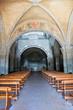 Basilica of St. Flaviano. Montefiascone. Lazio. Italy.