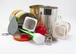 Leinwanddruck Bild - Recycling