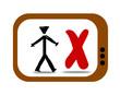 TV Man Cross