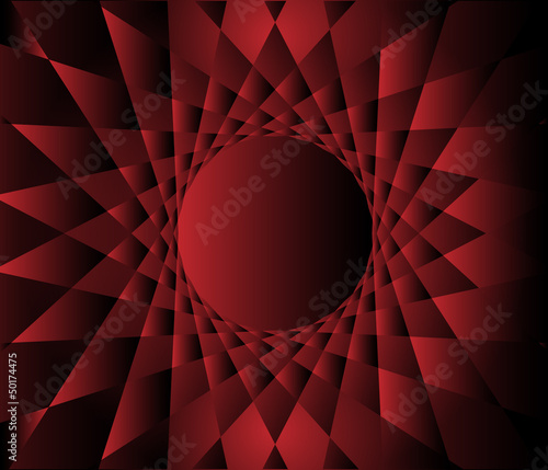 abstract psychedelic background vector illustration