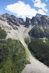 Kanada, Rocky Mountains