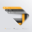 Curved strips - design template
