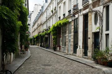 ruelle parisienne