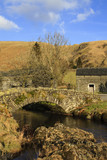 Stone Packhorse Bridge