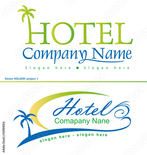 holiday hotel symbols