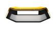 futuristic bar counter