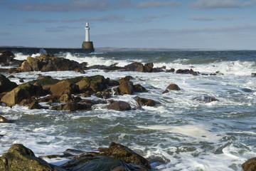 Aberdeen Harbour Head Photo