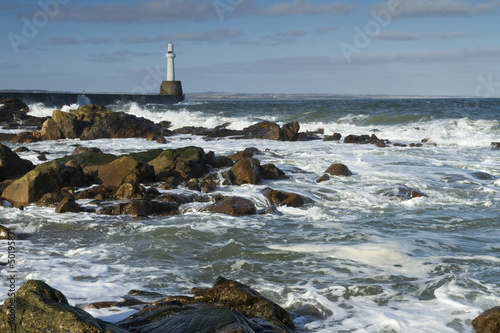 Aberdeen Harbour Head Photo