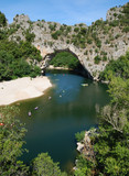 Pont d' Arc - Ardèche ,  France