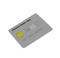 Premium global card