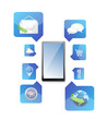 computer tablet application icon