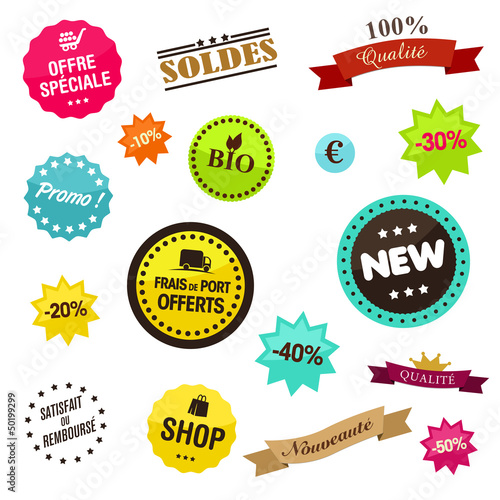 Ste stickers e-commerce