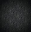 Seamless abstract floral wallpaper
