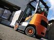 transport logistique - chariot élévateur