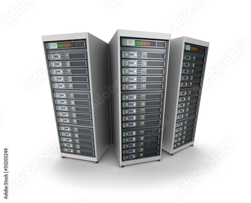 Set of data servers
