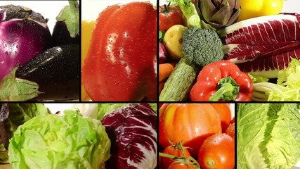 vegetables close up