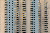 Concrete Dutch apartment buildings