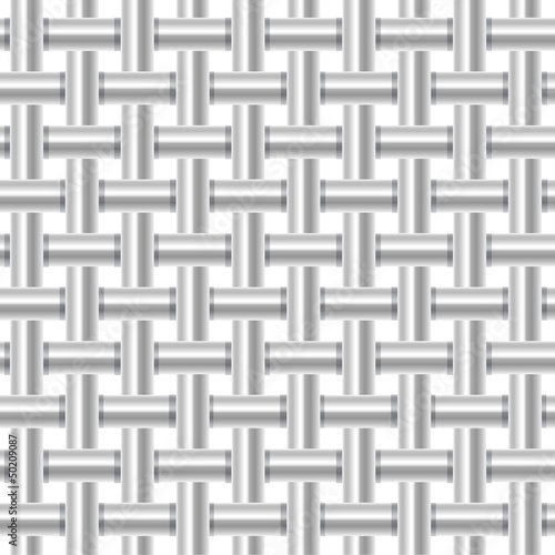 Steel Tubes Background