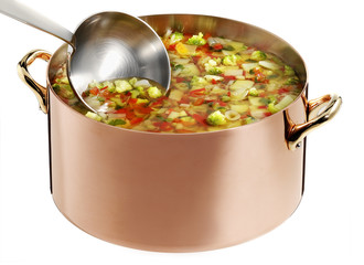 soup of vegetables