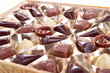 assortment of chocolates candies