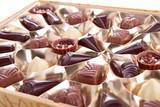 assortment of chocolates candies