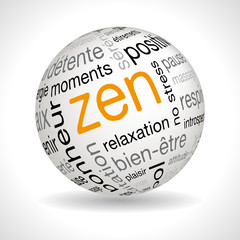 Sphère Zen