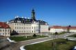 Jagdschloss Hubertusburg Wermsdorf im Winter