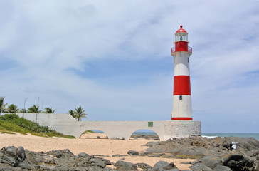 Leuchtturm in Itapua