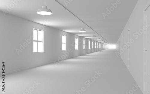 Infinity corridor