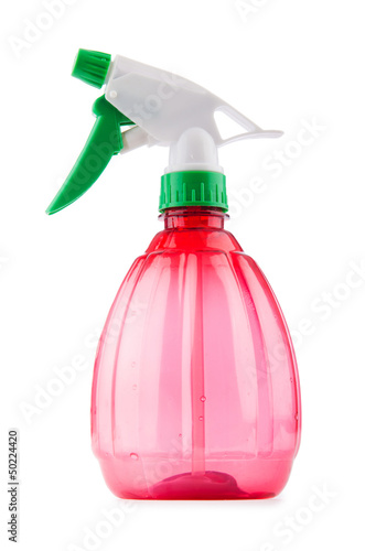 Garden sprayer isolated on the white