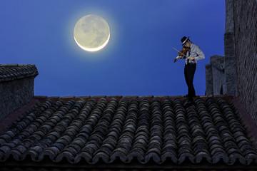 violinista en tu tejado