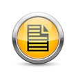 document icon internet button