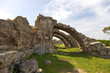 Ancient Roman site of Salamis in Famagusta, Cyprus.
