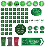 Recycling and environment collection