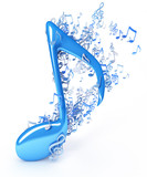 Music notes - 50226211