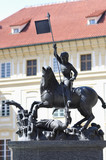 Saint George statue, Prague
