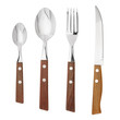 Knife, fork, spoon