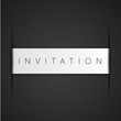 carte invitation