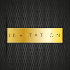 carton d' invitation