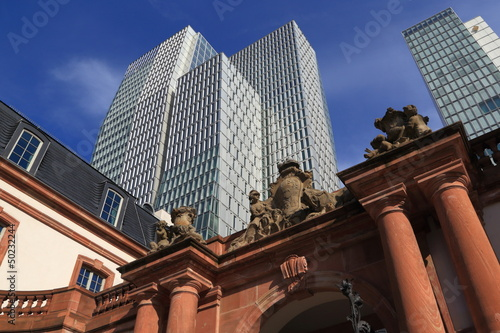 Frankfurt am Main - Palais Quartier - 2013