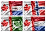 Canada and Countries set