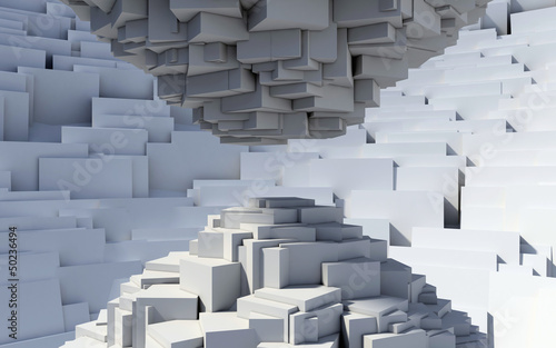 cubic abstract