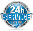 24h-Service - Service Rund um die Uhr