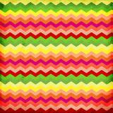 Colorful zigzag seamless pattern. Chevron pattern. poster