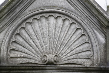 marble architectural detail