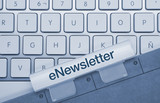 eNewsletter keyboard and folder